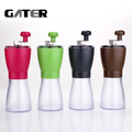 NEW ARRIVAL GATER Brand new design manual burr coffee grinder FREE SHIPPING to some countries(China (Mainland))