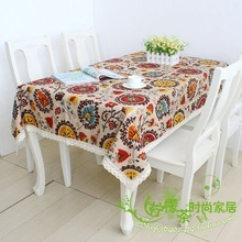 cotton linen tablecloths price