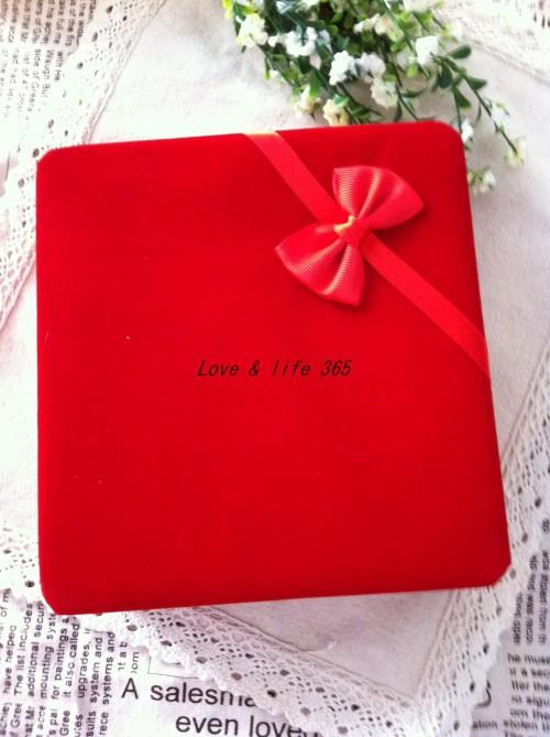 Retail High Quality Cylinder Velvet Jewellery Box Case ,Earring,Ring organizer jewelry box display,nice birthday gift(China (Mainland))