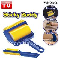 Sticky buddy clothing brush ,cleaning brush ,dust brush AS SEEN ON tv