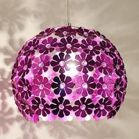 EMS FREE SHIPPING 3PCS 2013 pendant lamp aluminum pendant light table lamp Petals droplight