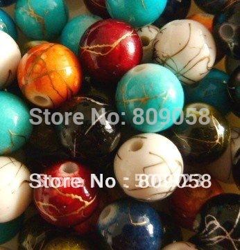 Love&Life , 10 , Acrylic Beads A102 beads love 100 19 w00740