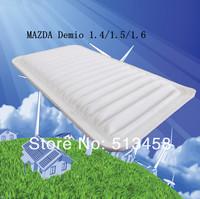 C3320 wholesale durable car pure white fiber air filter for Mazda ZJ01-13-Z40 auto part 31.4*20*3.5cm A-472J