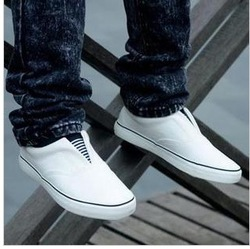 Autumn male canvas shoes fashion the trend of casual fashion shoes(China (Mainland))