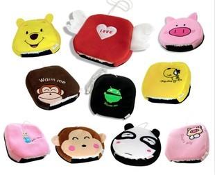 Armfuls usb hand warmer mouse pad plus velvet hand pad(China (Mainland))