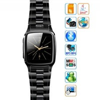 2013 smart watch mobile phone steel tw810 waterproof watches mobile phone watch mini qq mobile phone