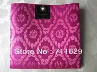 Grand Hayes Headties@Swiss Headtie fushia pink headtie++Regular headtie fabric,A++quality African Headtie Fabric
