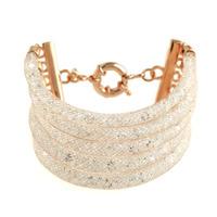 Special fashion wind fashion royal handmade multi-layer bracelet spring female kalyptolith time