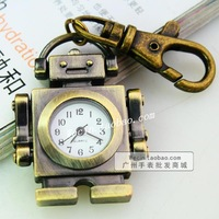 Deduction table vintage robot gualian bags pocket watch women's fashion watch
