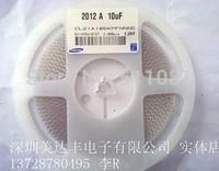100PCS 0805 10UF 106K 10% X5R 10V SMD Ceramic Capacitor