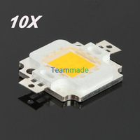 Warm White 50W LED Lamp Chip 4200-5200LM Bright Led Chip Bulb Light Free Shipping