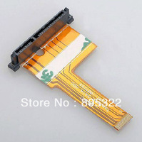 Free shipping for Samsung Q45 Q45C Q70 Hard Drive FPC SATA 2.5'' HDD Cable Connector BA41-00725A OEHC067