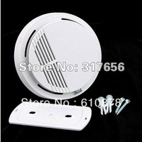 Wholesale price shipping,SS168 Home Security System Cordless Smoke Detector Fire Alarm