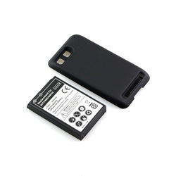High Quality 3500mAh Extended Battery With Door Cover Case For Motorola ME525 MB525 MB520 DEFY BF5X Free Shipping(China (Mainland))