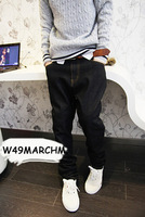 2013 men's clothing new arrival jeans male jeans trousers jeans