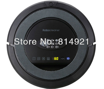 Home appliance,TOP-Grade Multifunctional 5 In1  Robotic vacuum cleaner QQ5,non touch chargebase , patent Sonic wall,UVSterilize