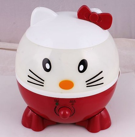 Frestech Feihong KT cartoon cat humidifier, dry wet, air purification air conditioning room special humidifier(China (Mainland))