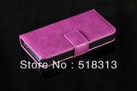 Wallet Case for iPhone 4 4S with 2 Card Holder