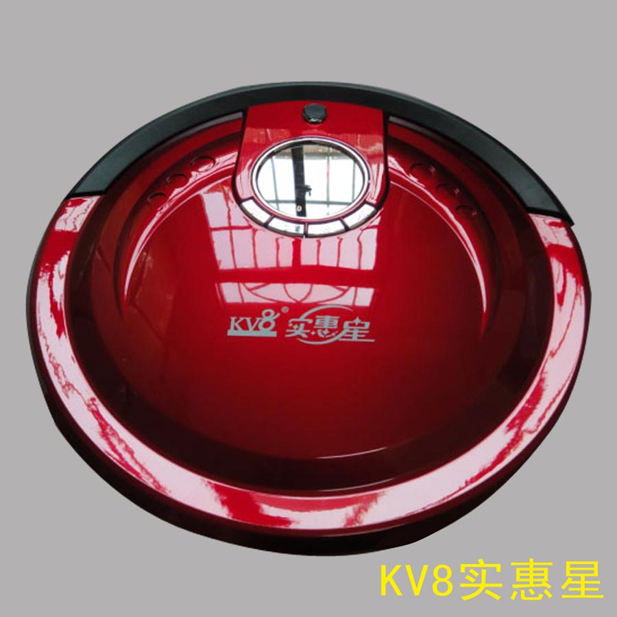 Kv8 kv8 robot intelligent vacuum cleaner intelligent robot vacuum cleaner(China (Mainland))