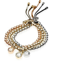 New Fashion Brand crystal bead stretch bracelet  Wholesale/Retailer free shipping