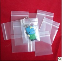 Thick Bag !Free Shipping! Packing Bags !500pcs/lot (5cm*7cm) Clear Resealable Plastic Bags, PE Zip Lock Bags.thickness:0.05mm