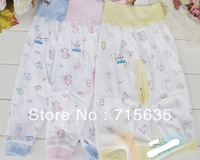 New Baby Pants  high waist pants  spring and autumn FUBABA baby pants  6pcs / lot