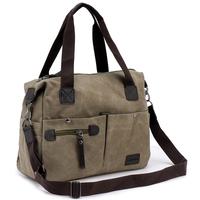 2012 canvas casual man bag women's handbag lovers bag cross-body shoulder bag casual bag ck3 multifunctional