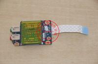Lenovo g460 g465 z460 z465 sound card board card reader audio board plate