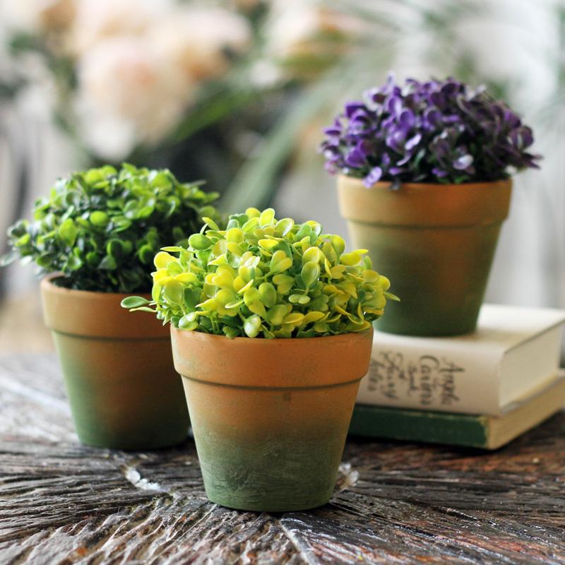 flor planta artificial rio: