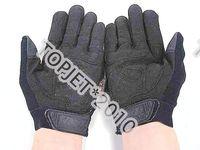 Mechanix Wear M-Pact Gloves Fingerless Half Finger brown black M/L/XL