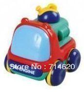 Royal educational toys - toyroyal mini fire truck tr719