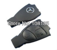 Free shipping 3 Buttons Remote Key Shell for Benz 3 button remote smart key ---High quality