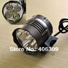 5T6 Bike Light Set | JS-910 5xCREE XM-L T6 5200-Lumen 3-Mode LED Bike Light With 6x18650 Battery Pack and charger+Free Shipping