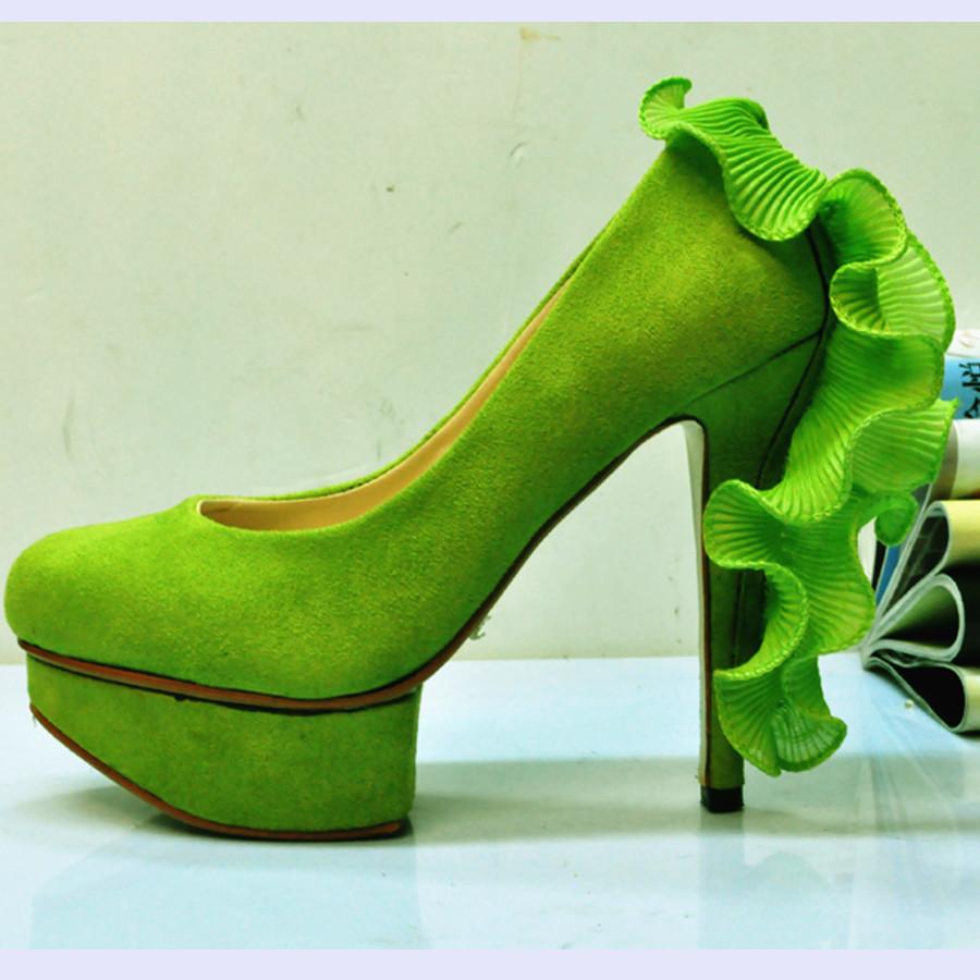 popular neon green heels buy cheap neon green heels lots