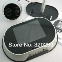 Free shiping 3.5 TFT LCD Screen wireless video door phone ,Wireless video intercom ,doorbell