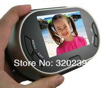 Digital peephole viewer 3.5 TFT LCD Screen wireless video door phone / intercom systems