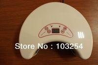 Automatic 12 watts LED Nail UV Lamp 220V European plug only Free shipping  by China post