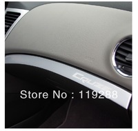 freeshipping Chevrolet Chevy Cruze Aluminum alloy adornment Store content box article decoration car accessories for cruze