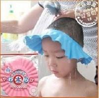 free shipping  wholesale 2014  hot sale M0122 - shampoo cap baby child sun-shading basin hat