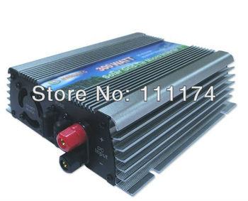 Grid Tie pv solar inverter 300w 22-60v dc input and 180v-260v ac output Pure Sine Wave Inverter