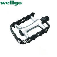 Vega m-21 wellgo mountain bike pedal aluminum alloy pair of pedal