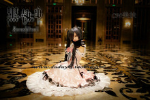 Black Butler costume Special Cosplay Ciel Phantomhive COS women's Cosplay Stock clothing 6 set(China (Mainland))