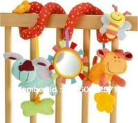 Free shipping Baby bed hang hang//educational baby toys/ELC bed to hang  YR-001