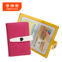 2013 women's bank card bag  multi  cholder stock  ard case
