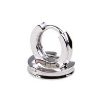 Fashion earrings 925 pure silver earring tragus rings ear piercing