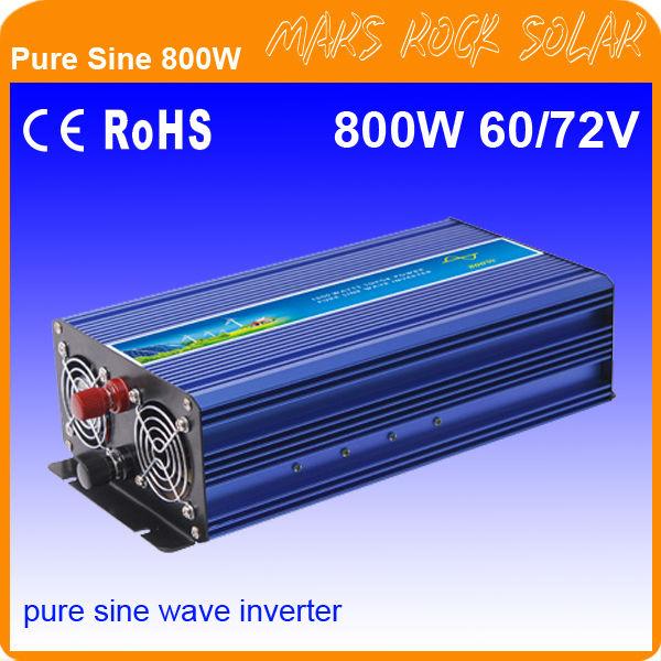 Инверторы и Преобразователи MARSROCK 800W 60V/72VDC 110 /220 Off , 1600 CZ-800S