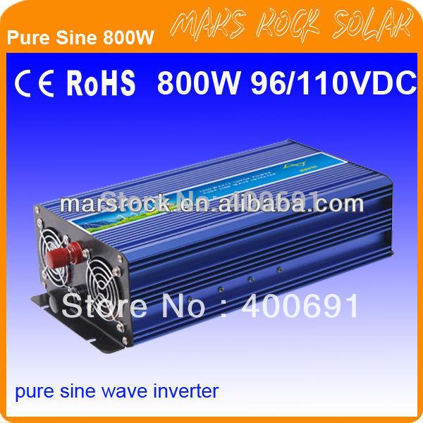 Инверторы и Преобразователи MARSROCK 800W 96V/110VDC 110 /220 Off , 1600 CZ-800S