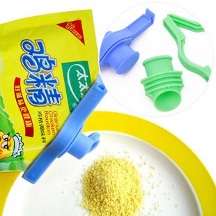 (Min order is $10) Sealing clip food sealing clip Small d085(China (Mainland))