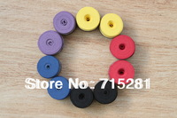 Free shipping Alpha Anti-slip 10 Pcs/Lot 100% Original Brand New Tennis Badminton Squash  Racket  Over Grips Tape EDStore_OG02