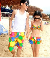 AONISI couples dress swimsuit Bikini + beach pants honeymoon holiday package